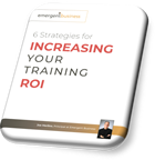 6 Strategies for Increasing Your Training ROI white paper